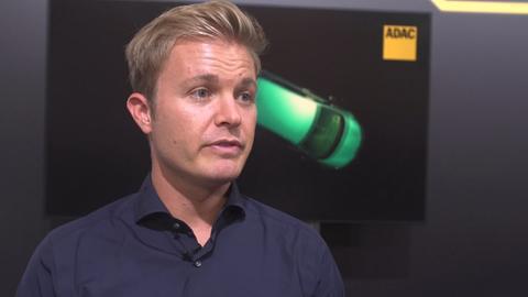 Nico Rosberg auf der IAA