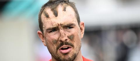 John Degenkolb bei Paris-Roubaix