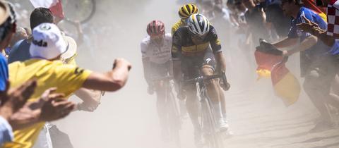 John Degenkolb bei der Tour de France