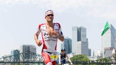 Ironman-Weltmeister Jan Frodeno