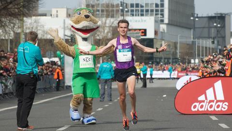 Arne Gabius beim Berliner Halbmarathon