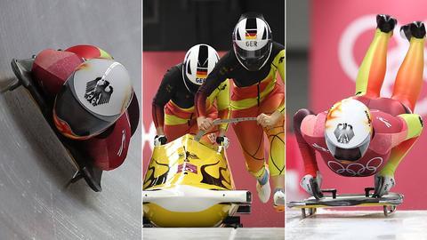 Collage: Hermann, Köhler und Fernstädt