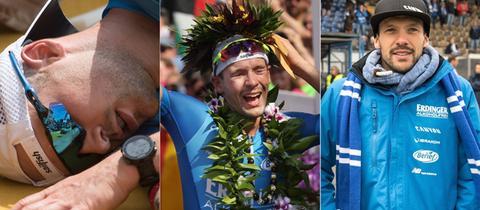 Der Darmstädter Triathlet Patrick Lange