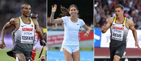 Die hessischen Medaillen-Kandidaten bei der Leichtathletik-EM