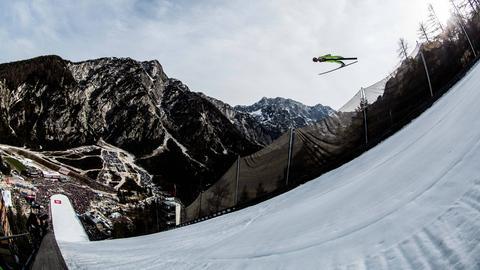 Stephan Leyhe vom Skiclub Willingen