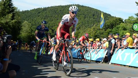 Tony Martin bei der Tour de France