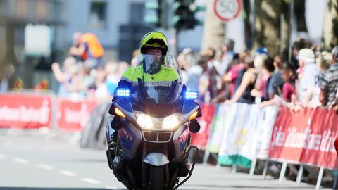 Imago Polizei Eschborn