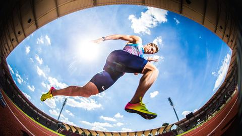 Sprintstar Julian Reus