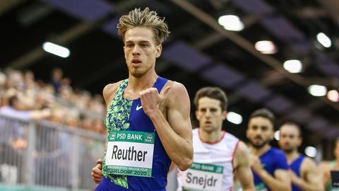 Marc Reuther aus Frankfurt