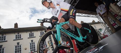 Tony Martin bei der Rad-WM