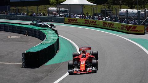 Sebastian Vettel Formel 1