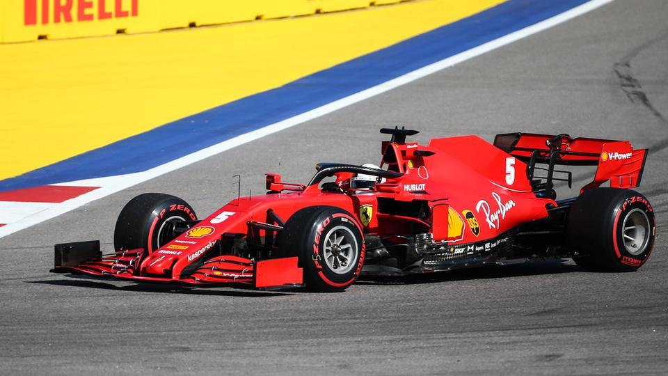 Vettels 250. Rennen endet auf Platz 13