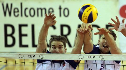 United Volleys im CEV-Pokals