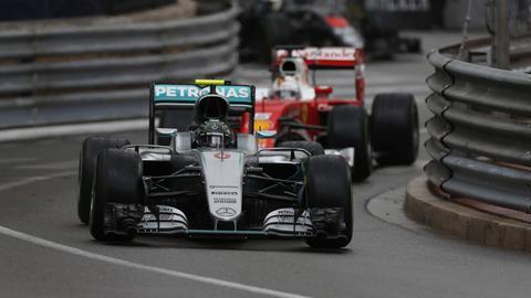 Imago Vettel Rosberg