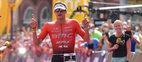 Ironman-Sieger Patrick Nilsson