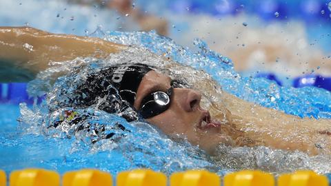 Schwimmer Jan-Philip Glania