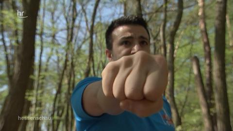 Karate Traum von Olympia