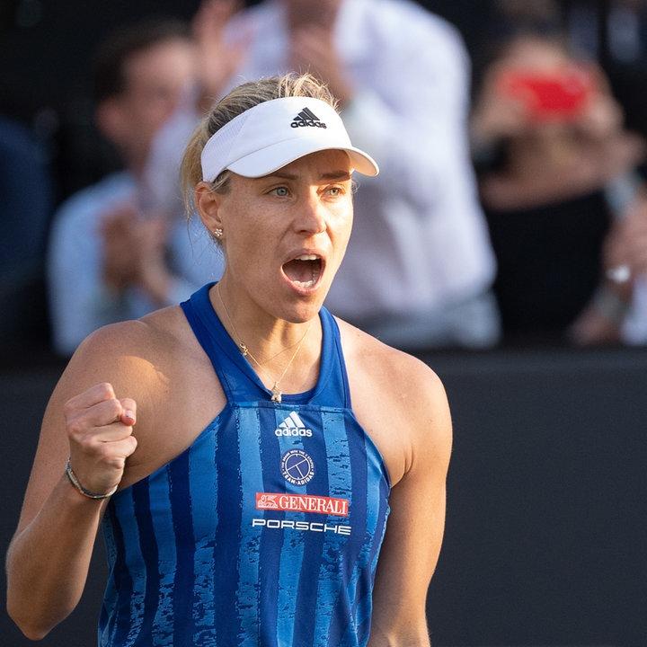Finalsieg Angelique Kerber Triumphiert Bei Bad Homburg Open Hessenschau De Mehr Sport