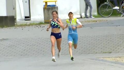 Lauf-Finish Krause gegen Haug