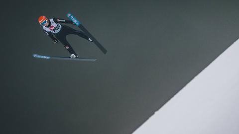 Stephan Leyhe zeigte auch in Norwegen wieder eine starke Leistung.