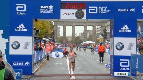 Anna Hahner, Marathonläuferin