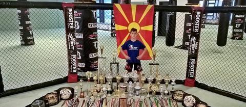 MMA-Talent Christian Vodenski