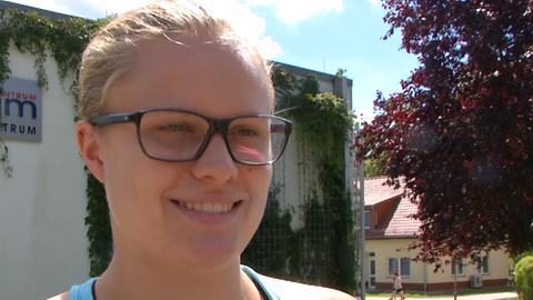 Sara Gambetta in Kienbaum