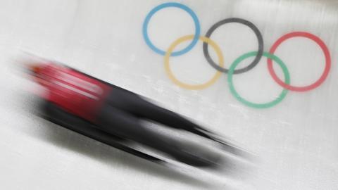 Die olympischen Winterspiele in Pyeongchang