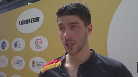 Patrick Franziska, Tischtennis-Nationalspieler