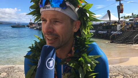 Ironman-Weltmeister Patrick Lange