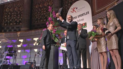 Patrick Lange, Hessens Sportler des Jahres
