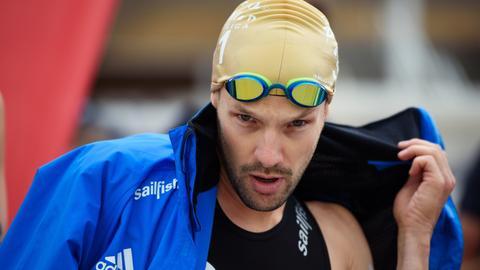 Triathlet Patrick Lange