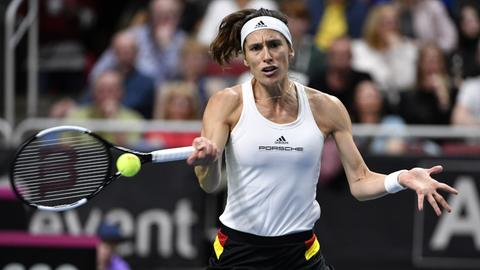 Petkovic im Fed Cup