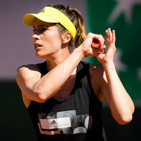 Andrea Petkovic French Open