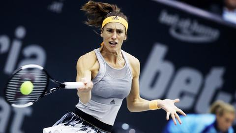 Andrea Petkovic in Linz