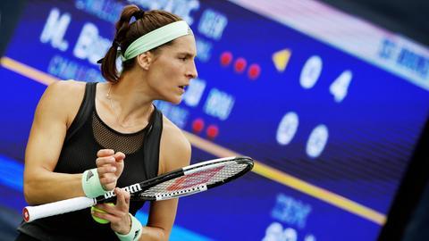 Andrea Petkovic bei den US Open