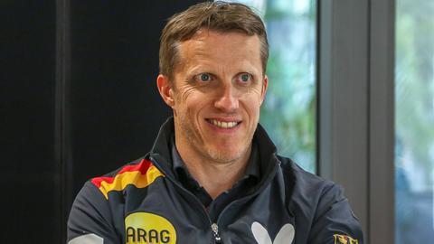 Tischtennis-Legende Jörg Roßkopf