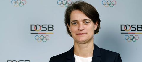 DOSB-Chefin Veronika Rücker