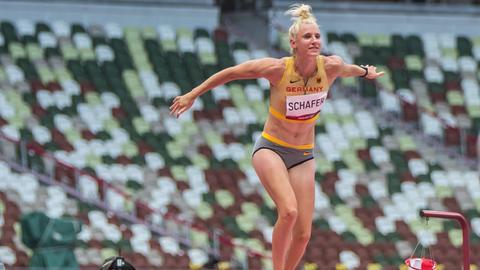 Caro Schäfer ist bei Olympia gestartet.