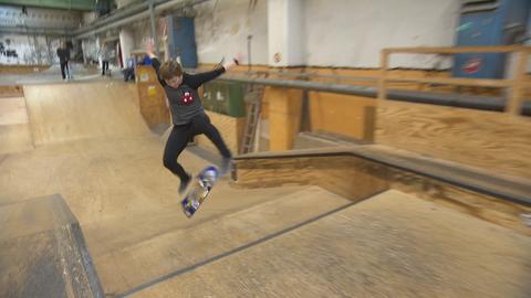 Jennifer Schneeweiß, Deutsche Skateboard-Meisterin