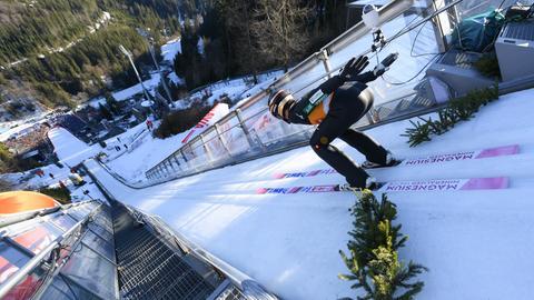 Skispringen in Willingen