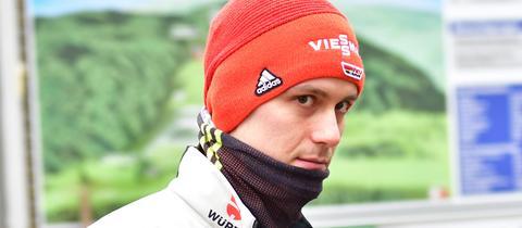 Skispringer Stephan Leyhe