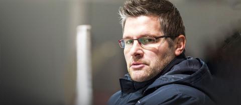 Bohuslav Zubr mit nachdenklichem Gesichtsaudruck.