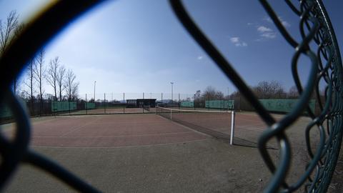 Alle Tennisturnier 2020 wurden abgesagt - auch in Bad Homburg.