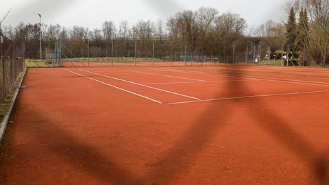 Tennis Corona Sujet