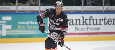 Tim Schüle von den Löwen Frankfurt