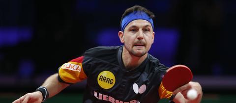 Tischtennis-Profi Timo Boll.
