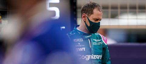 Sebastian Vettel Bahrain