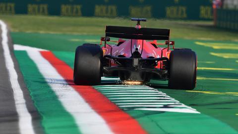 Vettel Imola