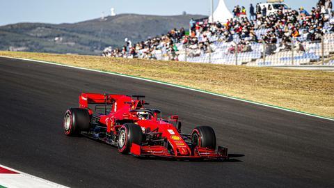 Formel 1 Quali In Portugal Top Ten Fur Vettel In Weiter Ferne Hessenschau De Mehr Sport